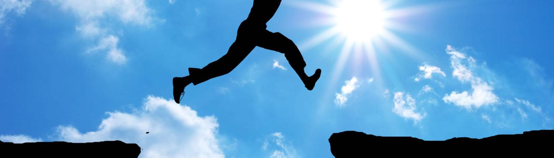 Life coaching: neem die sprong